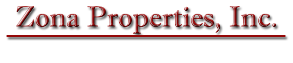 Zona Properties, Inc.